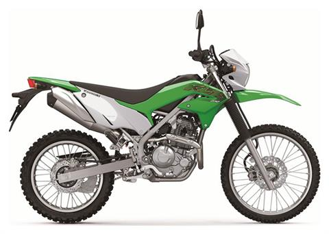2020 Kawasaki KLX 230 in Ukiah, California
