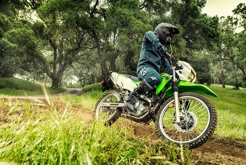2020 Kawasaki KLX 230 in Bellevue, Washington - Photo 2