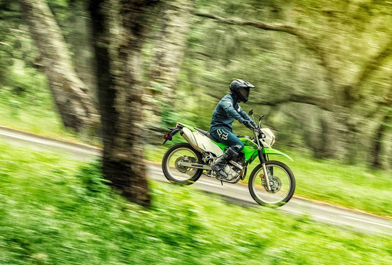 2020 Kawasaki KLX 230 in Northampton, Massachusetts - Photo 4