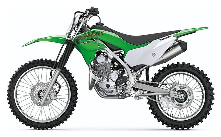 2020 Kawasaki KLX 230R in Santa Clara, California - Photo 2