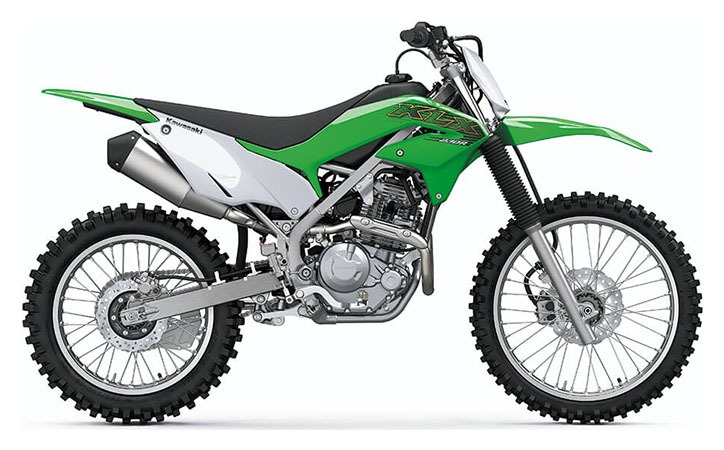 2020 Kawasaki KLX 230R in Santa Clara, California - Photo 1