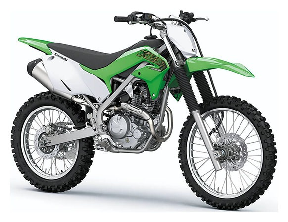 2020 Kawasaki KLX 230R in Santa Clara, California - Photo 3