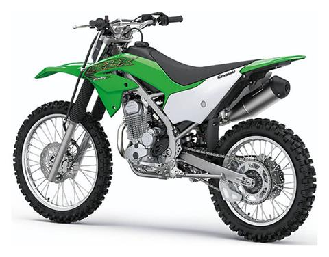 2020 Kawasaki KLX 230R in Louisville, Tennessee - Photo 4