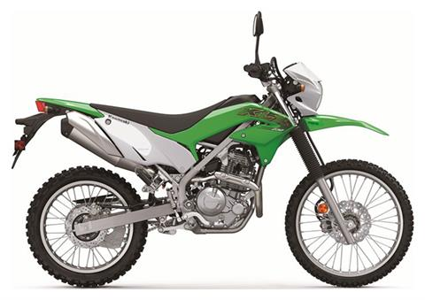 2020 Kawasaki KLX 230 ABS in Iowa City, Iowa