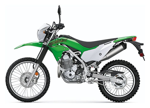 2020 Kawasaki KLX 230 ABS in Fremont, California - Photo 2