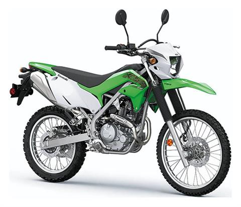 2020 Kawasaki KLX 230 ABS in Fremont, California - Photo 3