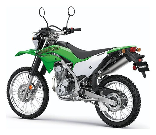 2020 Kawasaki KLX 230 ABS in Johnson City, Tennessee - Photo 4