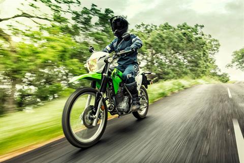 2020 Kawasaki KLX 230 ABS in Asheville, North Carolina - Photo 6