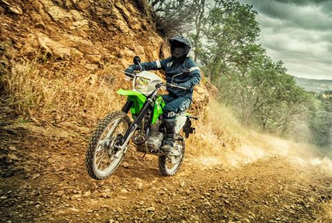 2020 Kawasaki KLX 230 ABS in Canton, Ohio - Photo 8
