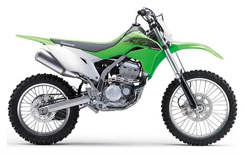 2020 Kawasaki KLX 300R in Woodstock, Illinois