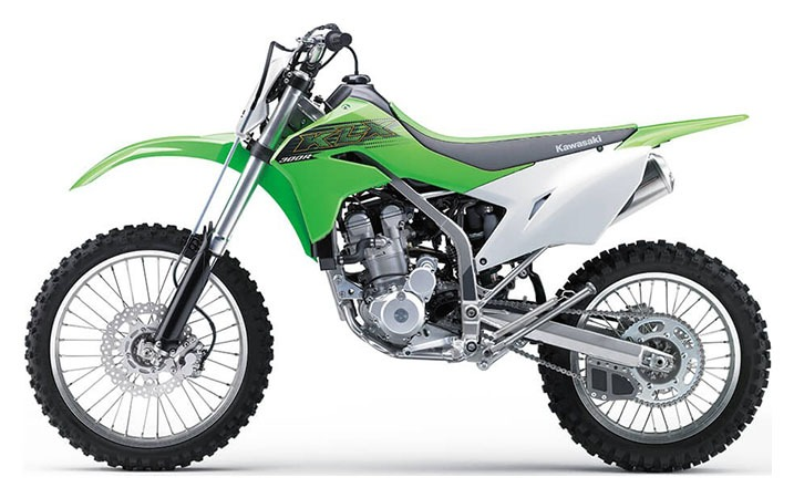 2020 Kawasaki KLX 300R in Fremont, California - Photo 2