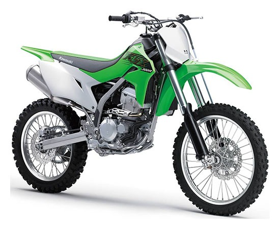 2020 Kawasaki KLX 300R in San Jose, California - Photo 3