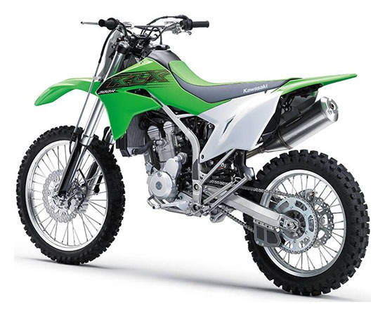 2020 Kawasaki KLX 300R in San Jose, California - Photo 4