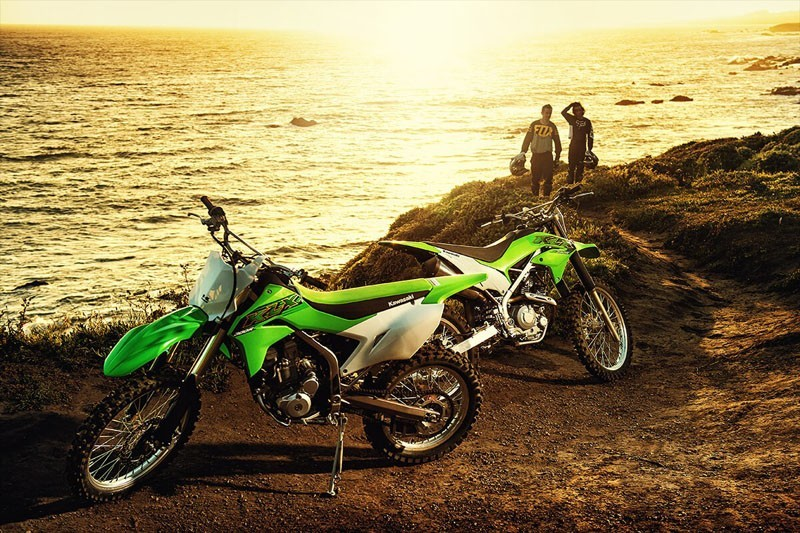 2020 Kawasaki KLX 300R in Greenville, North Carolina