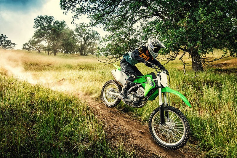 2020 Kawasaki KLX 300R in Sacramento, California - Photo 10