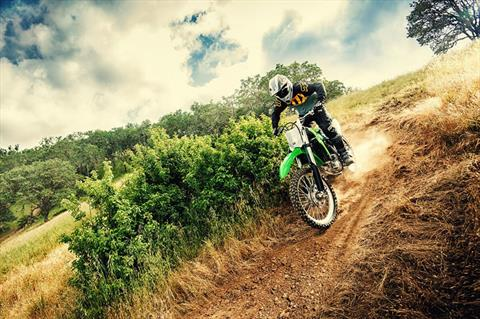 2020 Kawasaki KLX 300R in South Paris, Maine - Photo 8
