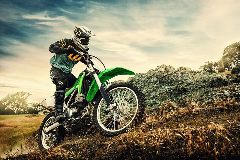 2020 Kawasaki KLX 300R in South Paris, Maine - Photo 9