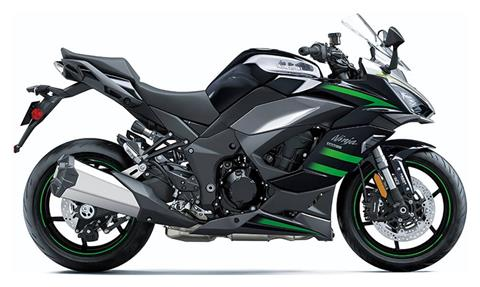 2020 Kawasaki Ninja 1000SX in Iowa City, Iowa