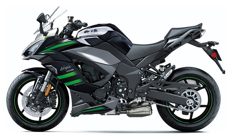 2020 Kawasaki Ninja 1000SX in Iowa City, Iowa - Photo 2
