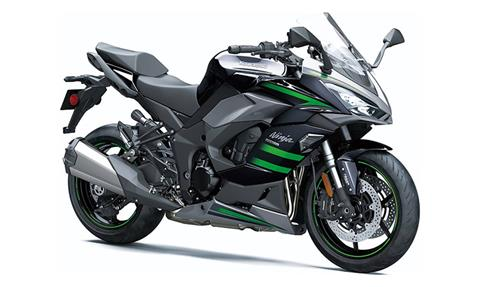 2020 Kawasaki Ninja 1000SX in Cambridge, Ohio - Photo 3
