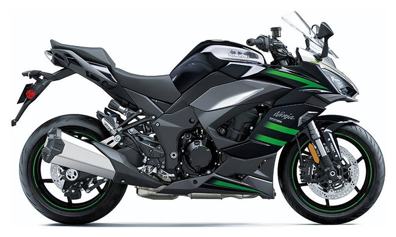 2020 Kawasaki Ninja 1000SX in Cambridge, Ohio - Photo 1