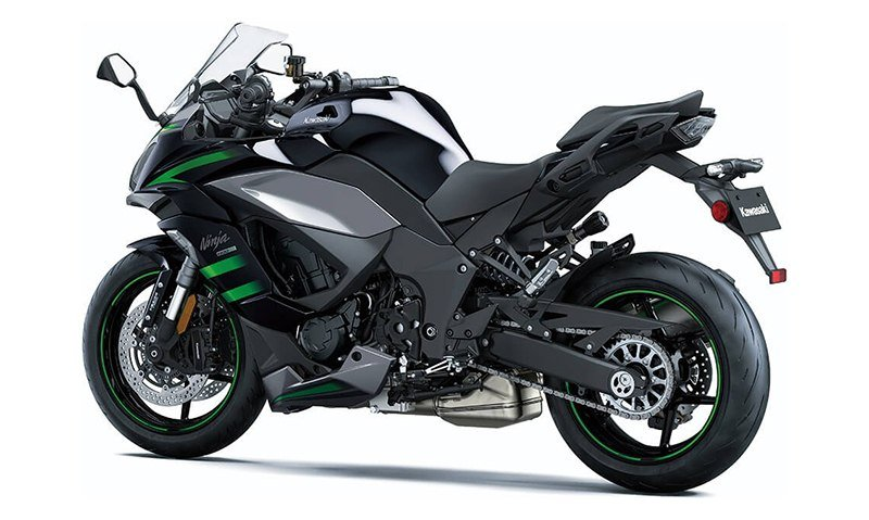 2020 Kawasaki Ninja 1000SX in Iowa City, Iowa - Photo 4