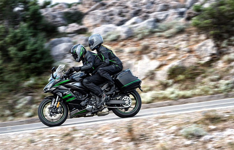 2020 Kawasaki Ninja 1000SX in Clearwater, Florida - Photo 13
