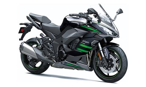 2020 Kawasaki Ninja 1000SX in Chanute, Kansas - Photo 2