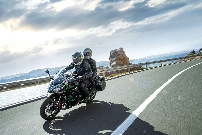 2020 Kawasaki Ninja 1000SX in Waterbury, Connecticut - Photo 8