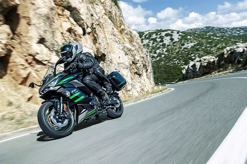 2020 Kawasaki Ninja 1000SX in Junction City, Kansas - Photo 9