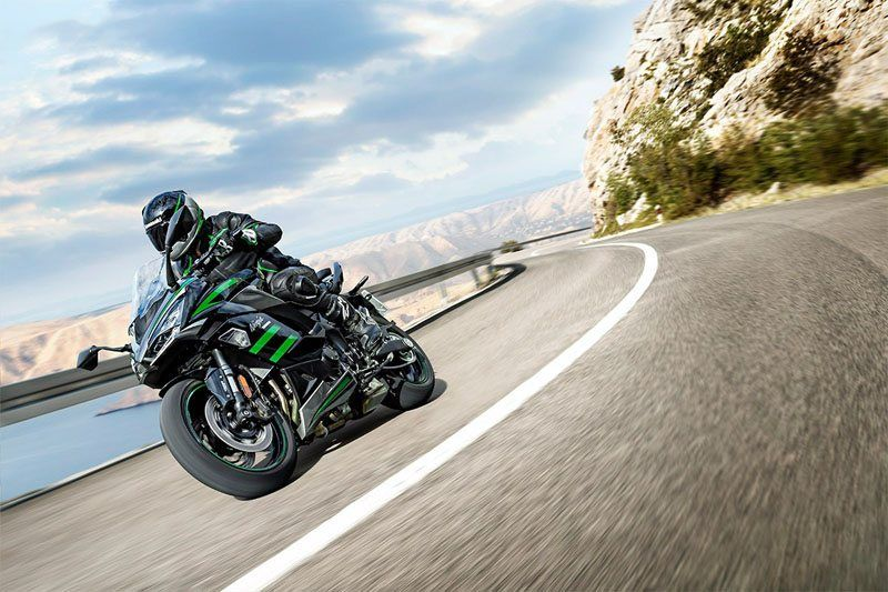 2020 Kawasaki Ninja 1000SX in Junction City, Kansas - Photo 10