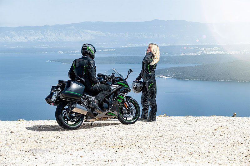2020 Kawasaki Ninja 1000SX in South Haven, Michigan - Photo 17