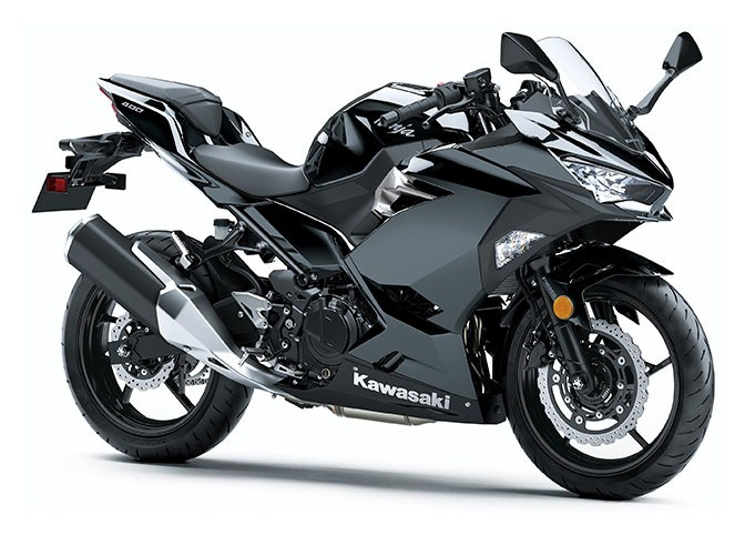 2019 Kawasaki Ninja 400 ABS in Oak Creek, Wisconsin