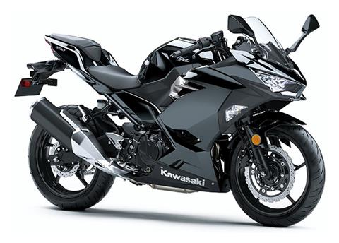 2019 Kawasaki Ninja 400 ABS in Redding, California