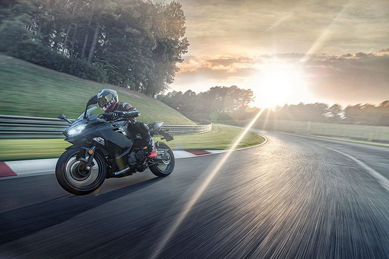 2019 Kawasaki Ninja 400 ABS in Freeport, Illinois