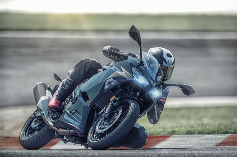 2019 Kawasaki Ninja 400 ABS in Baldwin, Michigan