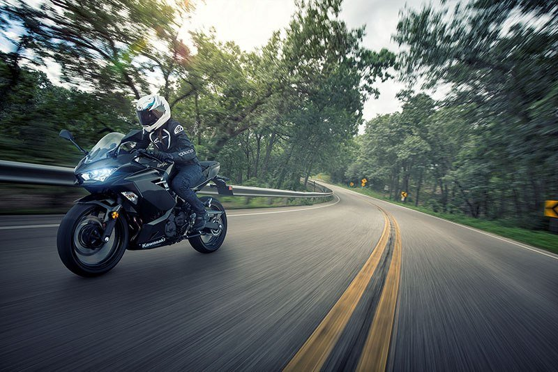 2019 Kawasaki Ninja 400 ABS in Iowa City, Iowa