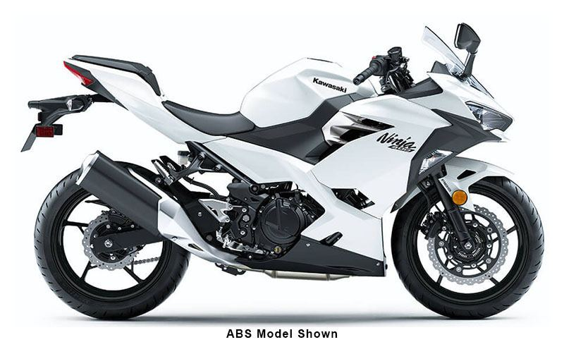 2020 Kawasaki Ninja 400 in Middletown, New Jersey - Photo 1