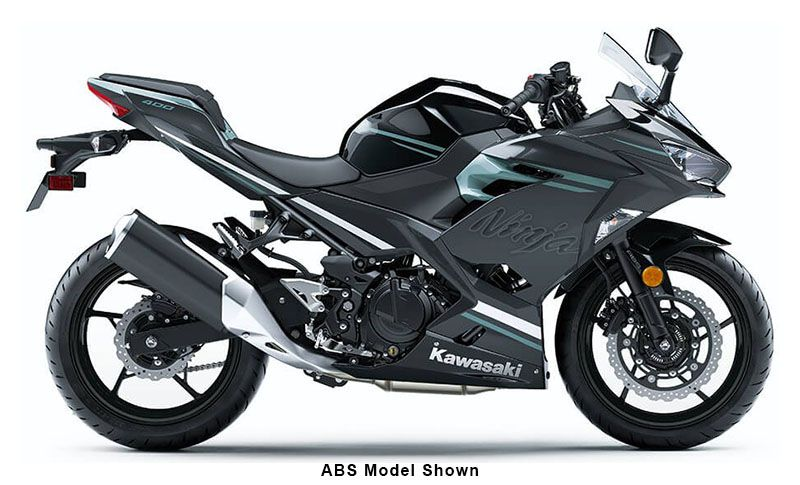 2020 Kawasaki Ninja 400 in Waterbury, Connecticut - Photo 1