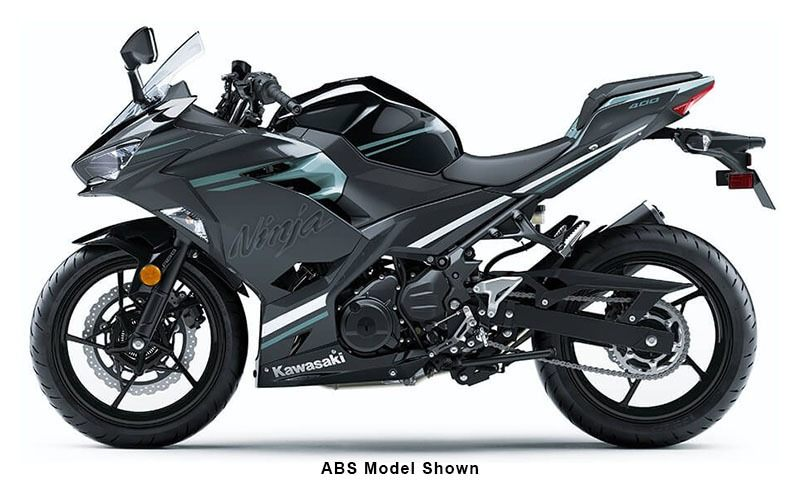 2020 Kawasaki Ninja 400 in Waterbury, Connecticut - Photo 2