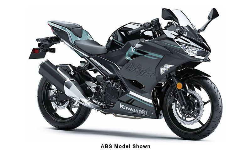 2020 Kawasaki Ninja 400 in Waterbury, Connecticut - Photo 3