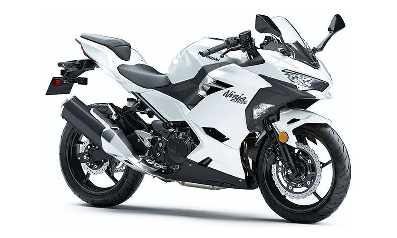 2020 Kawasaki Ninja 400 ABS in White Plains, New York - Photo 3
