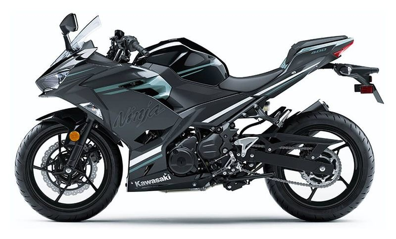 2020 Kawasaki Ninja 400 ABS in Waterbury, Connecticut - Photo 2