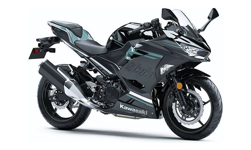 2020 Kawasaki Ninja 400 ABS in Cedar Rapids, Iowa - Photo 3
