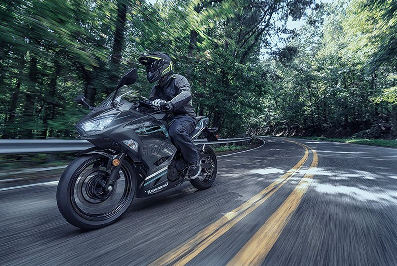 2020 Kawasaki Ninja 400 ABS in New Haven, Connecticut - Photo 7