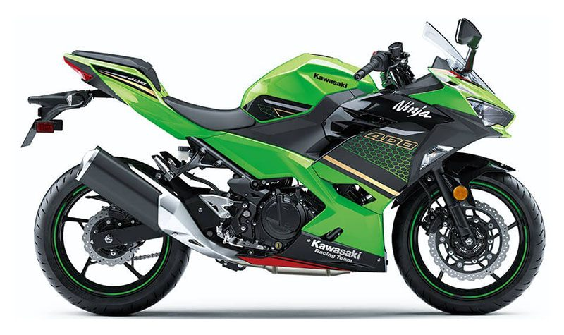 2020 Kawasaki Ninja 400 ABS KRT Edition in Cambridge, Ohio - Photo 1