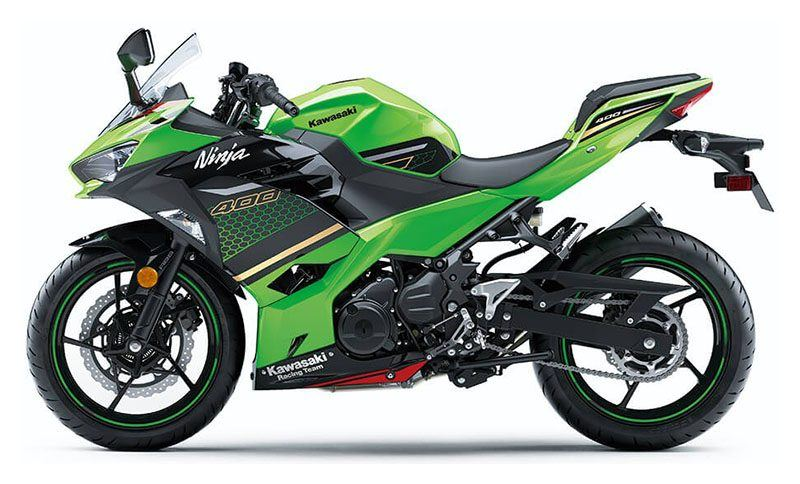 2020 Kawasaki Ninja 400 ABS KRT Edition in Herrin, Illinois - Photo 2