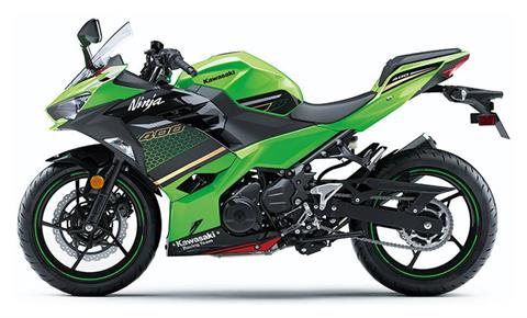 2020 Kawasaki Ninja 400 ABS KRT Edition in O Fallon, Illinois - Photo 2