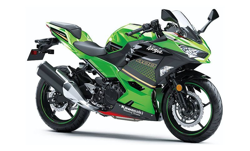 2020 Kawasaki Ninja 400 ABS KRT Edition in Herrin, Illinois - Photo 3
