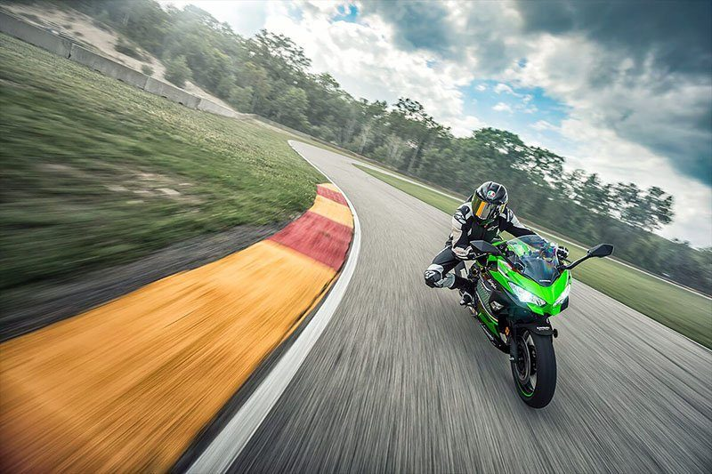 2020 Kawasaki Ninja 400 ABS KRT Edition in Conroe, Texas - Photo 4